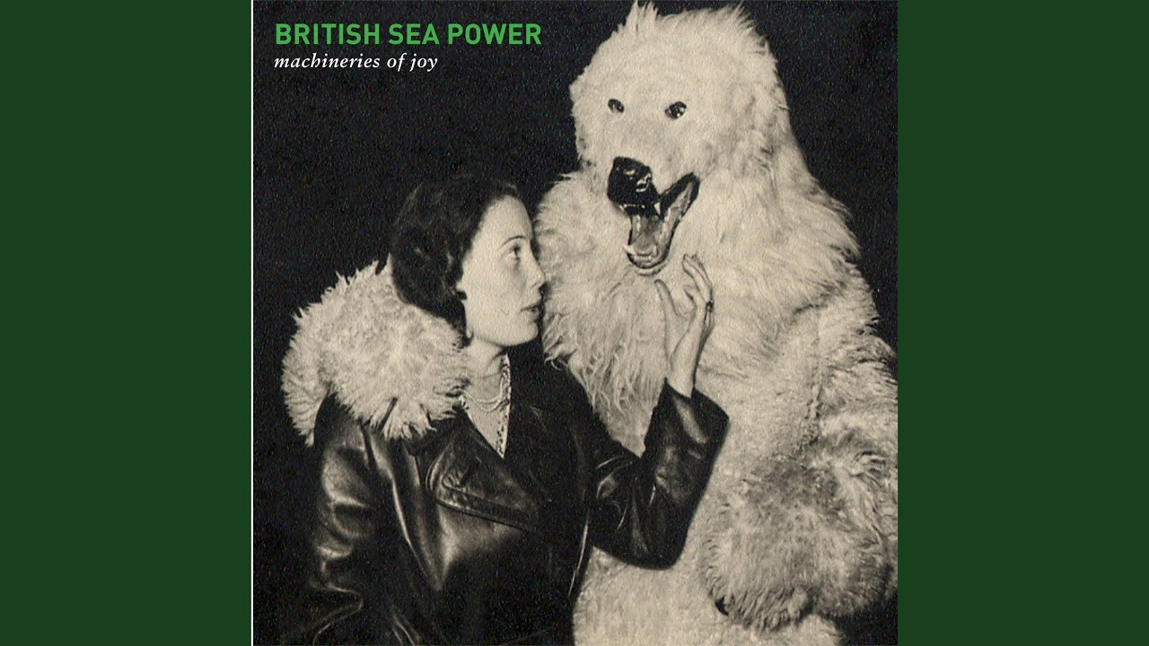 British Sea Power - When a Warm Wind Blows Through the Grass