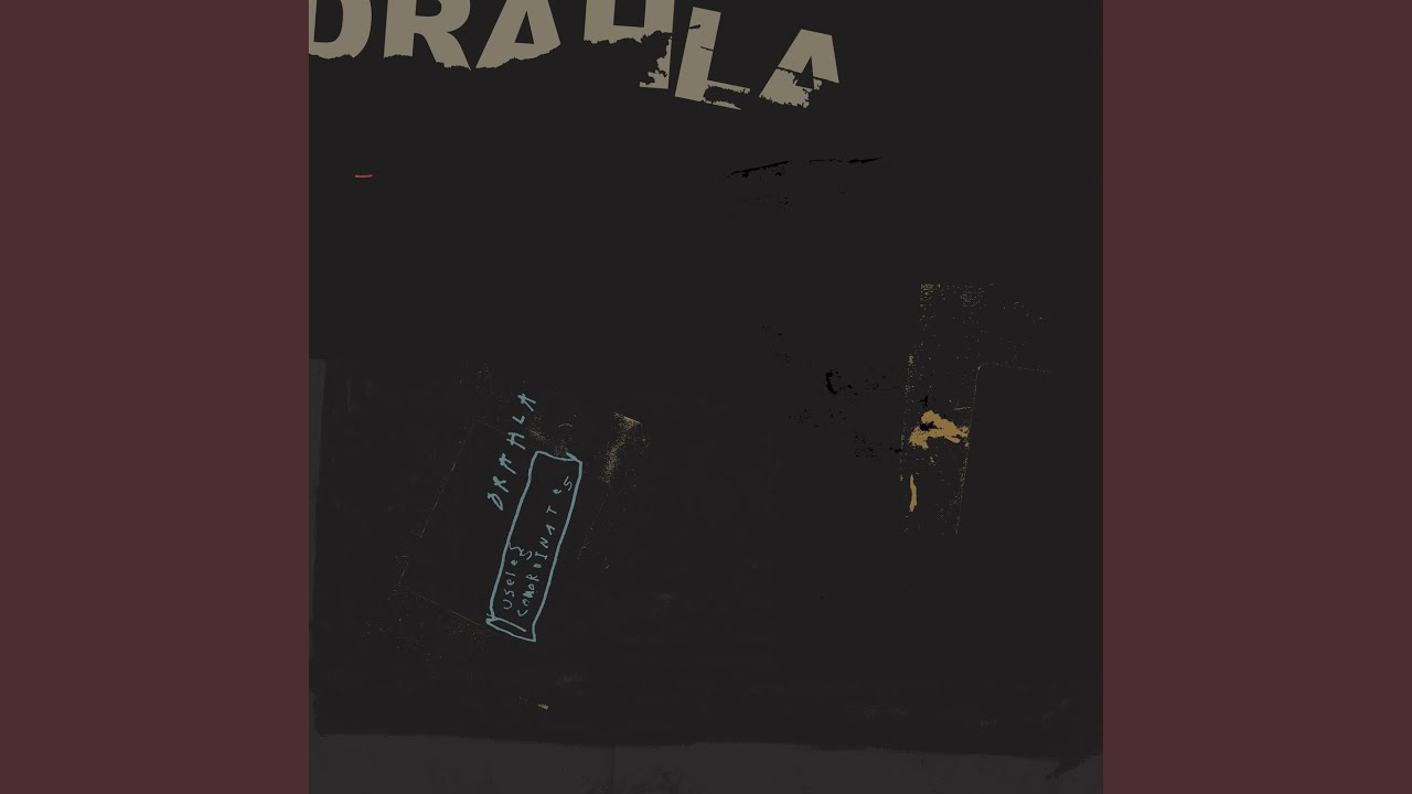 Drahla - Stimulus for Living