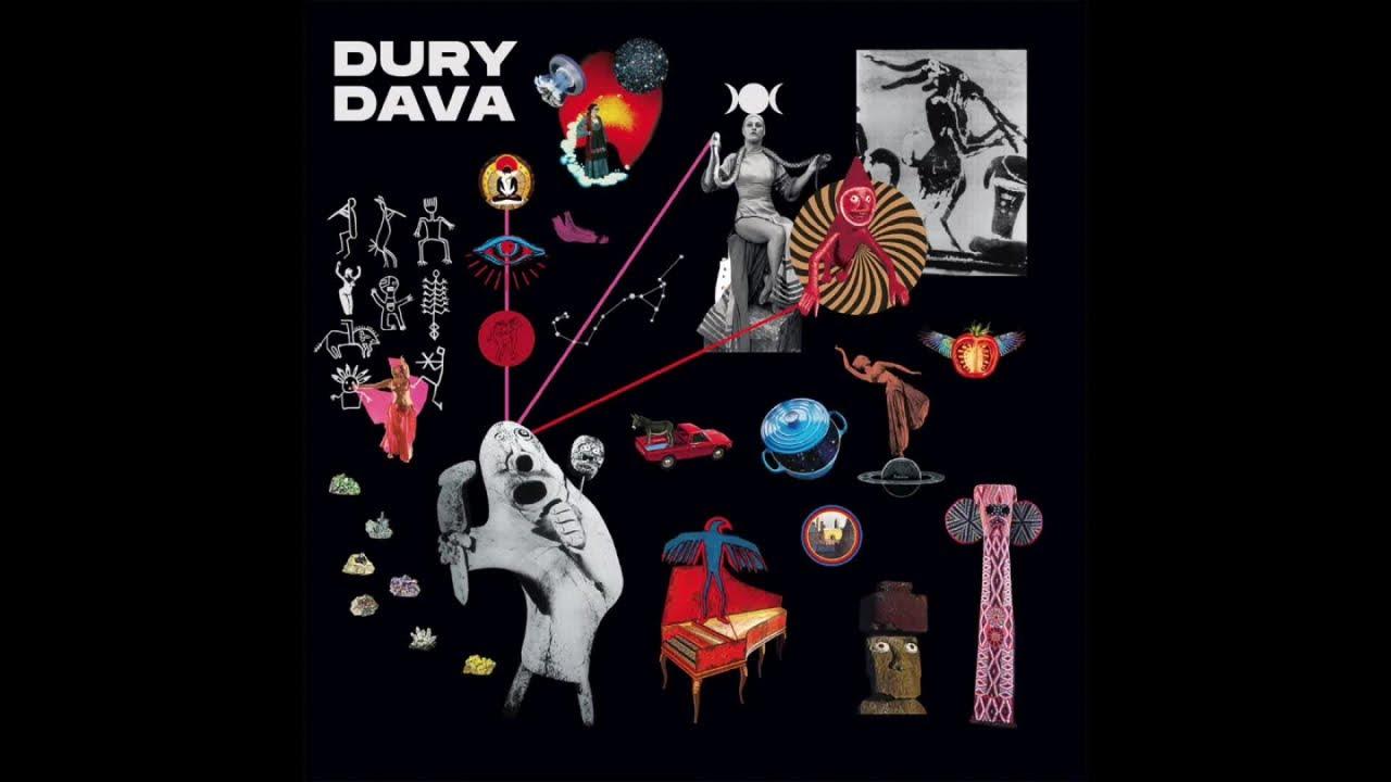 Dury Dava - Tρίπτυχο