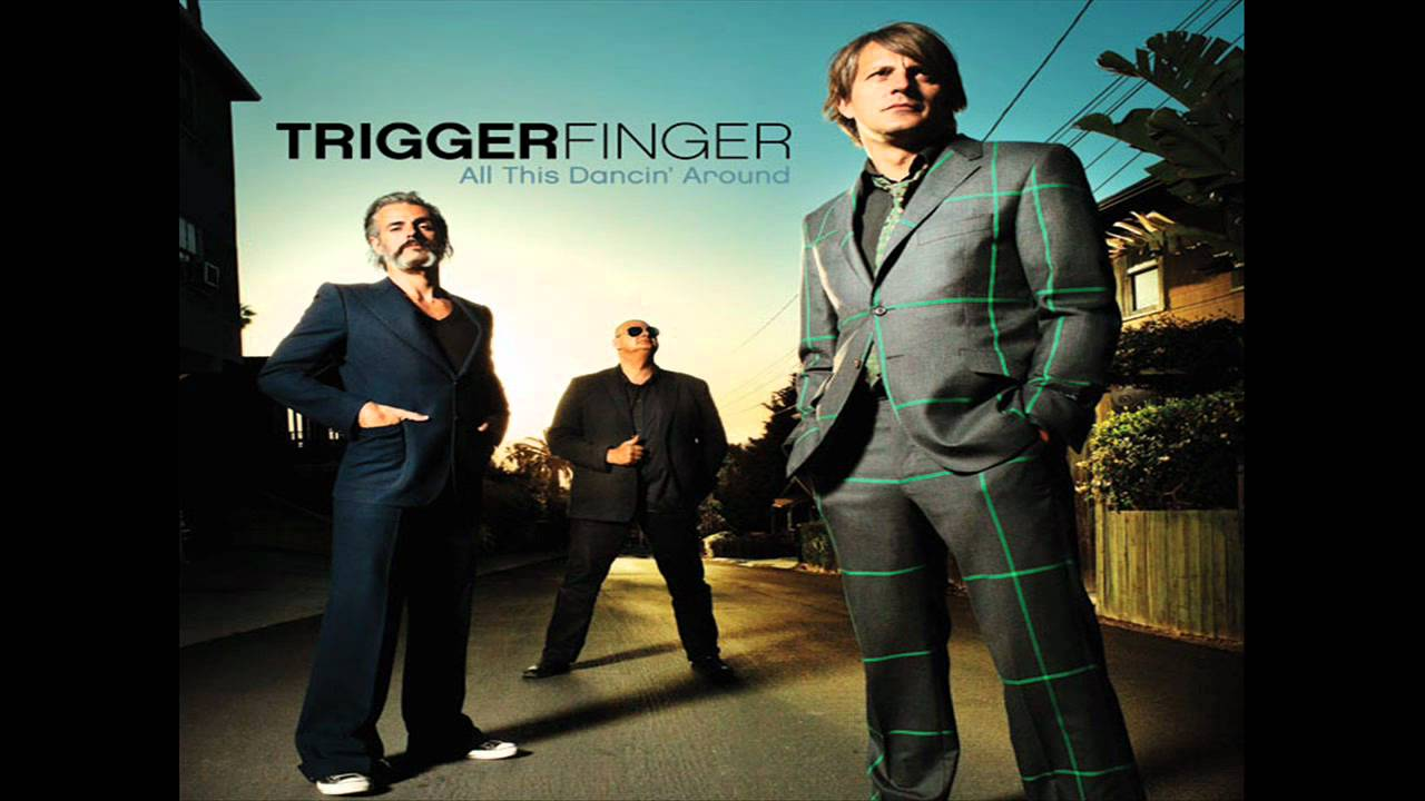 Love Lost In Love - Triggerfinger