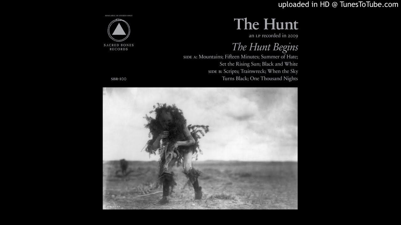 The Hunt - Black and White